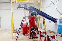 Biomass Briquetting Press