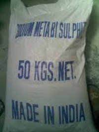 Industrial Sodium Metabisulfite