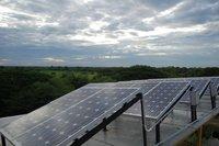 Grid Solar Power Plants