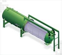 Horizontal Pressure Leaf Filter (HPLF)