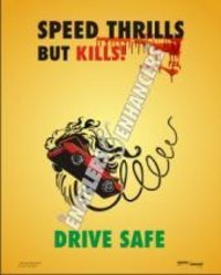 Road Safety Posters