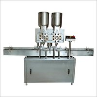 Dry Syrup Powder Filling Machinery