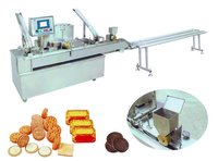 Two Flavors Biscuit Sandwich Machine