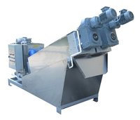 Sludge Dewatering Machine Xf202