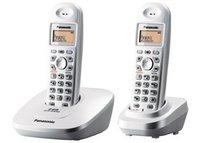 Dual Cordless Phone (KX-TG3612BXS)