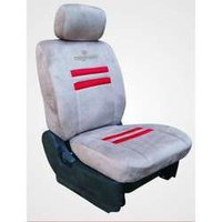 Double Road Car Seat Cover