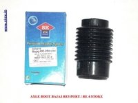 Axle Flange Boots