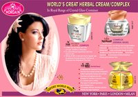 Herbal Cosmetic Cream