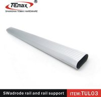 Aluminum Wardrobe Tubes