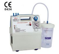 Portable AC / DC Suction Unit (Eurovac-B)