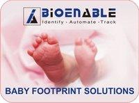 Newborn Baby Footprint Identification System