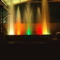 Colored Musical Fountains