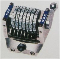 Rotary Numbering Machine-7 Digit (Convex)