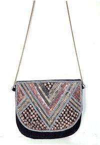 Fashion Bag - IKGFB 003 Metallic Pink