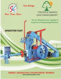 Briquetting Machineries