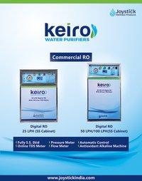 Digital RO Water Purifier 100 LPH