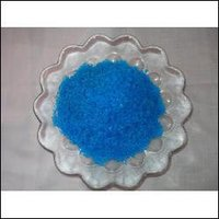 Copper Sulphate Sugar Crystals