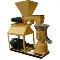 Rice Husk Pellet Machine