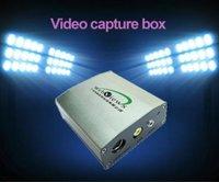USB 2.0 Video Realtime Capture Box