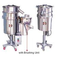 Pharmaceutical Deduster And Deburring Machine
