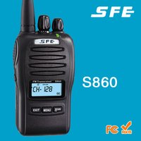 Long Range Ham Radio With Display And Keypad Sfe S860