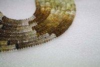 Aaa+ Shaded Multi Quartz Gemstone Beads
