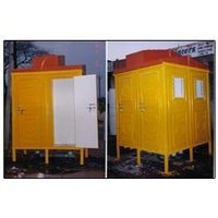 Frp Modular Toilets