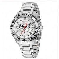 Round Dial Men Wrist Watch