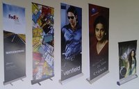Flex Printing Service For Display Hoarding