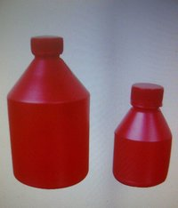 Hdpe Dry Syrup Bottles