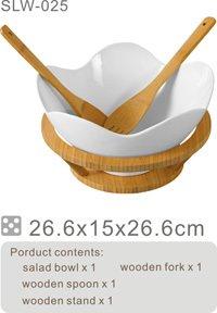 Ceramic Salad Bowl
