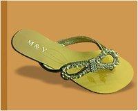 Women Beaded Sandal