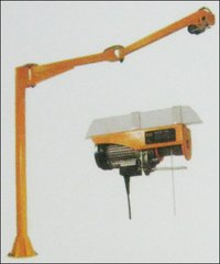 Column Mounted Articulating Jib Cranes