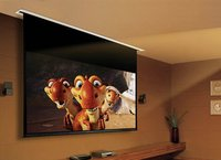 Ceiling Electric Projection Screen
