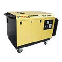 Silent Petrol Generator (BGA2800)