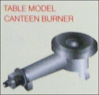 Table Model Canteen Gas Burner