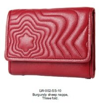 Mild Leather Ladies Wallets