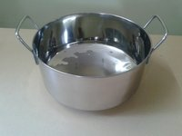 Stainless Steel Bowl (Food Carrier)