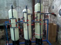 Two Bed DM Water Plants