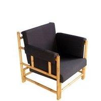 Designer Bamboo Single Seat Chair