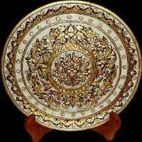 Decorative Marble Plate