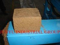 Coir Fiber Baling Machine