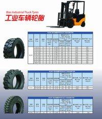 Industrial Truck Tyres