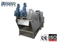 Oily Sludge Dewatering Machine