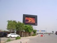 Multi Color Animation Video Wall Display