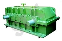 Multi Stage Gearboxes