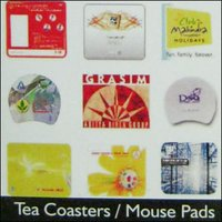 Tea Coasters And Mouse Pads Printing Services