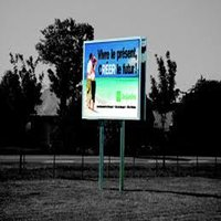 Effective Billboards Hoarding Printing Services