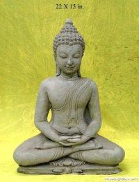 Sitting Buddha Idol