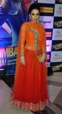 Bollywood Fancy Anarkali Suit